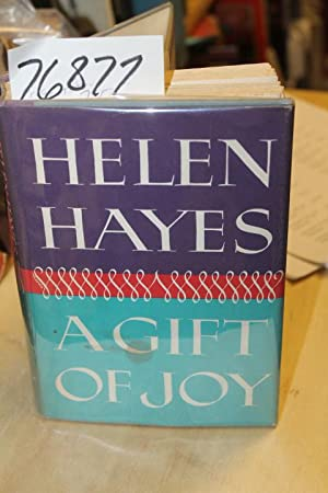 Gift of Joy Signed: Hayes, Helen with Lewis Funke