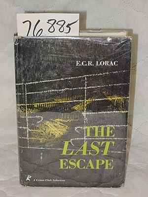 Last Escape: Lorac, E.C. R.