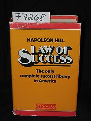 Law of Success: Hill, Napoleon