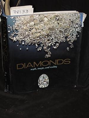 DIAMONDS: MYTH, MAGIC, AND REALITY: Legrand, Jacques ; Maillard, Robert -etal.