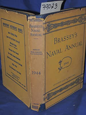 BRASSEY'S NAVAL ANNUAL 1944: Thursfield, H.G.