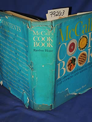MC' CALLS COOK BOOK: MCCALLS