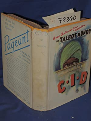 C.I.D.: Mundy Talbot