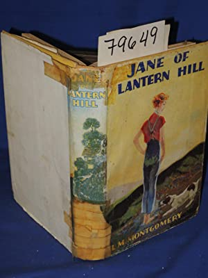 JANE OF LANTERN HILL: Montgomery, L.M.