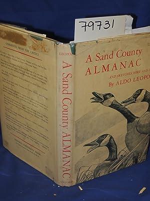 A SAND COUNTY ALMANAC: LEOPOLD, ALDO