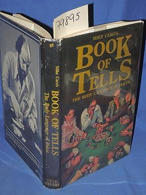 Book of Tells The Body Langauge of Poker: Caro, Mike