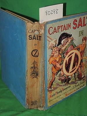 Captain Salt in Oz: Thompson, Ruth Plumly