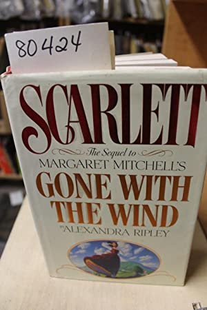 THE SEQUEL TO SCARLETT; GONE WITH THE: MITCHELL, MARGARET