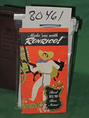 Make 'em with Ronrico!: Ronrico