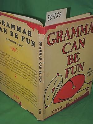 Grammar Can Be Fun: Leaf, Munro