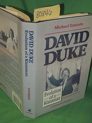 David Duke: Zatarain, Michael