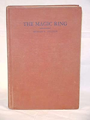 The Magic Ring and other Medieval Jewish Tales: Goldin, Hyman