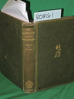 Sir Gawin & The Green Knight: Tolkien, J.R.R.; Gordon, E.V.