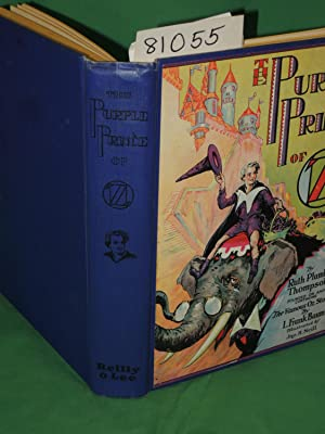 The Purple Prince of Oz: Baum, L. Frank