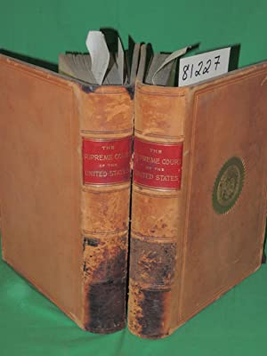 The History of The Supreme Court of the United States with Biographies of all the Chief and ...