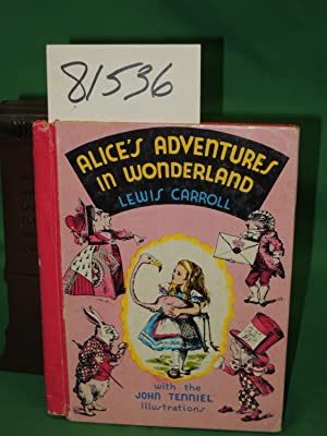 Alice's Adventures in Wonderland: Carroll, Lewis