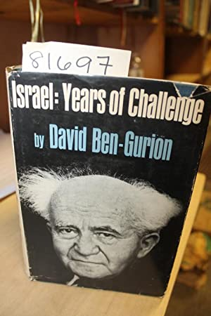 Israel: Years of Challenge: Ben-Gurion, David
