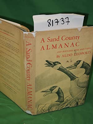 A Sand County Almanac 1949 and Sketches: Leopold, Aldo