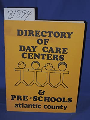 Directory of Day Care Centers & Pre Schools Atlantic County, NJ: Atlantic County Office of ...