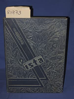The 1953 ISTA Bluffton College Yearbook: Bluffton College
