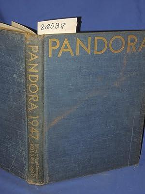 Pandora 1947 University of Georgia Volume Sixty Yearbook: Murray, Mary Gray