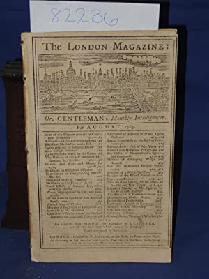 The London Magazine: or Gentleman's Monthly Intelligencer: Gentleman's Monthly Intelligencer