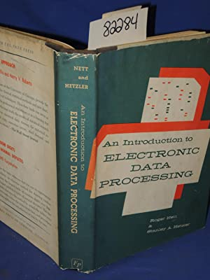 An Introduction to Electronic Data Processing: Nett, Roger & Hetzler, Stanley A.