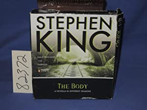 The Body A Novella in Different Seasons 5 CD s: King, Stephen