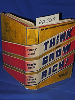 Think and Grow Rich 1954: Hill, Napoleon r