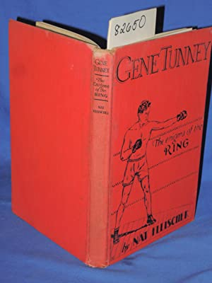Gene Tunney, The Enigma of the Ring, The Ring Athletic Library book #6: Fleischer, Nat