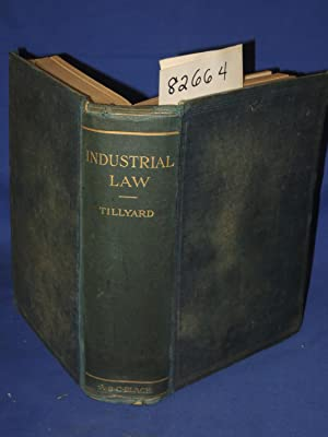Industrial Law: Tillyard, Frank