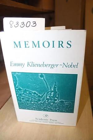 Memoirs: Klieneberger-Nobel, Emmy