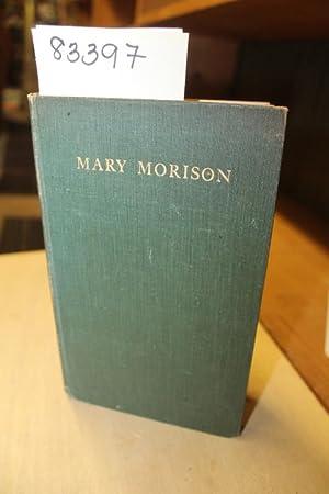 Mary Morison - A Memorial: Morison, Mary
