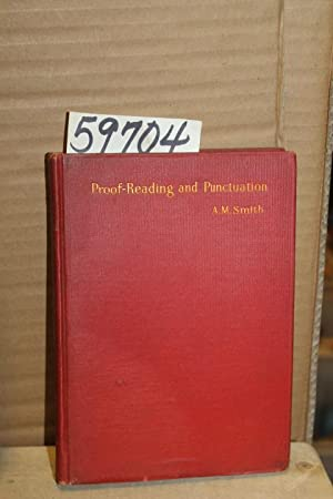 Proofreading and Punctuation: Smith, Adele Millicent