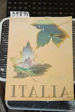ITALIA , Volume VI - Number 12 - October 1938 - XVI: ITALIA