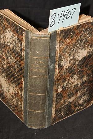 Handbuch der Allgemeinen Pathologie der Haussaugethiere: Fuchs, Christian Joseph