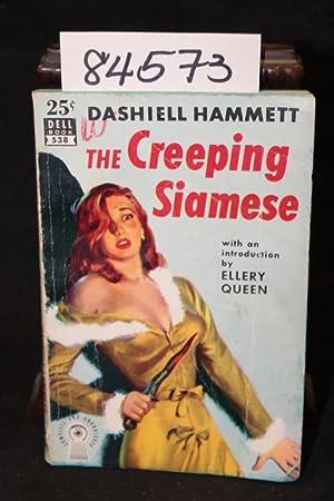 The Creeping Siamese: Hammett, Dashiell and Queen, Ellery