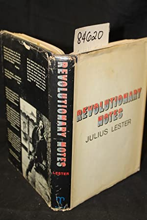 Revolutionary Notes: Black Revolution in America: Lester, Julius