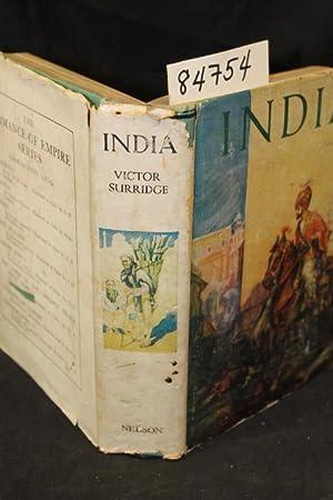 Romance of Empire India: Surridge, Victor