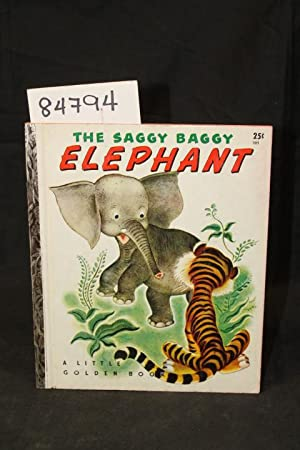 The Saggy Baggy Elephant: Jackson, K. & B.