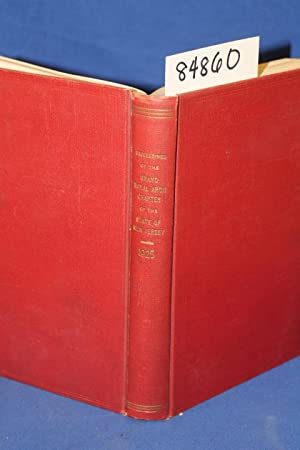Proceedings of the Grand Royal Arch Chapter of the State of New Jersey 1925: Tilden, Fred