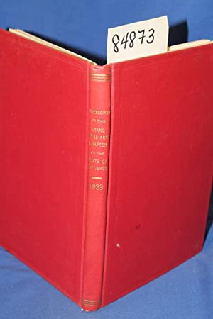 Proceedings of the Grand Royal Arch Chapter of the State of New Jersey 1939: Smith, Floyd