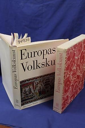 Europas Volkskunst und die europäische beeinflusste Volkskunst Amerikas (European folk art and...
