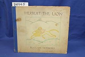 Herbert the Lion: Newberry, Clare