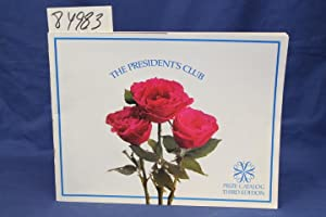 Avon President's Club Price Catalog 3rd edition: Avon