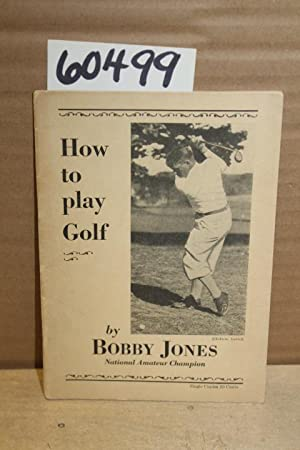 How to Play Golf: Jones, Bobby