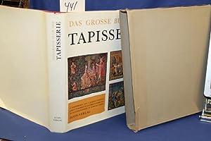 Das Grosse buch der Tapisserie in slipcase: Jobe, Joseph & Verlet, Pierre & Florisoone, Michel & ...