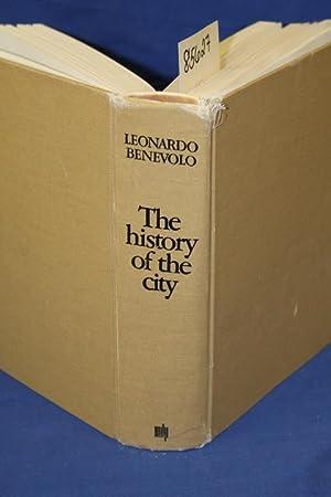 The History of the City: Benevolo, Leonardo and