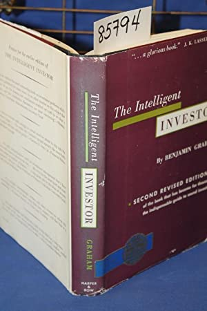 The Intelligent Investor A Book of Practical: Graham, Benjamin
