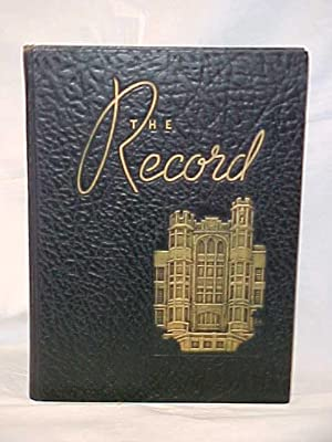 The Record: Fankfort High School